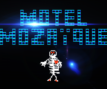 Motel Mozaique (Building Projection)